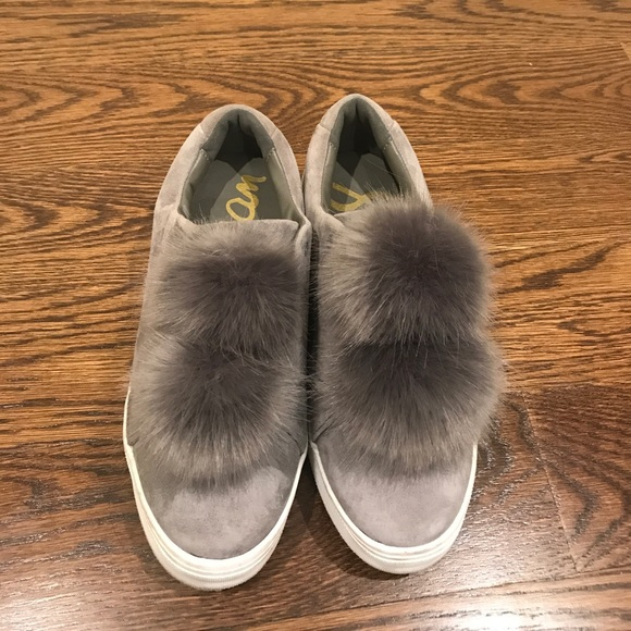 Sam Edelman Shoes   Puff Ball Sneakers